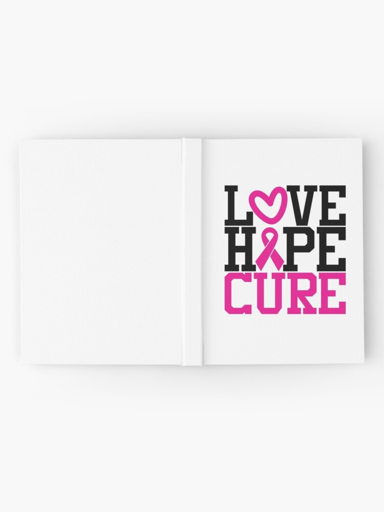 Tee Hunt Find a Cure Tank Top October Breast Cancer Awareness Support Hope Sleeveless