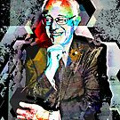Bernie (Acid communist Dreams) by ARTofDIRT