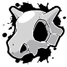 Cubone Skull by Darko888