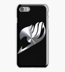 Metal Fairy Tail Guild Symbol iPhone Case/Skin