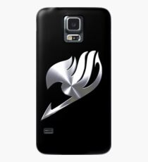 Metal Fairy Tail Guild Symbol Case/Skin for Samsung Galaxy