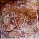 #Cave #painting, #parietal #art, paleolithic cave paintings by znamenski