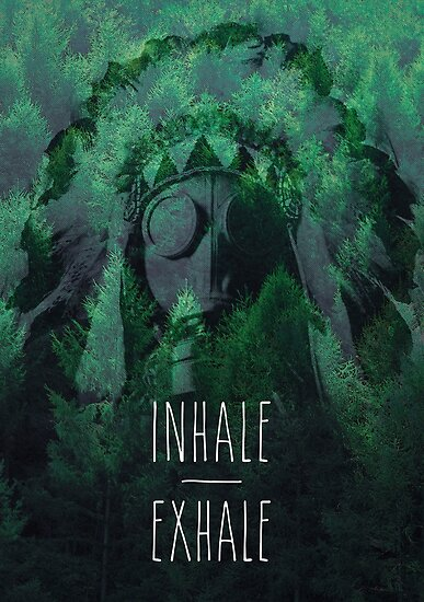 Inhale/Exhale by riotkoufax