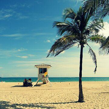 Florida Beach by hipaholic