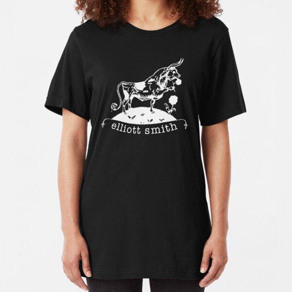 Elliott Smith Bull Slim Fit T-Shirt