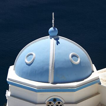 BLUE-WHITE-BLUE, ASTYPALAIA, GREECE by DesignByLGA