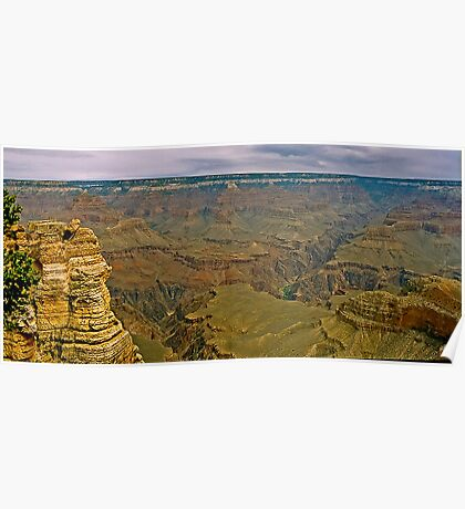 The Grand Canyon Series  - 4 Panorama Poster