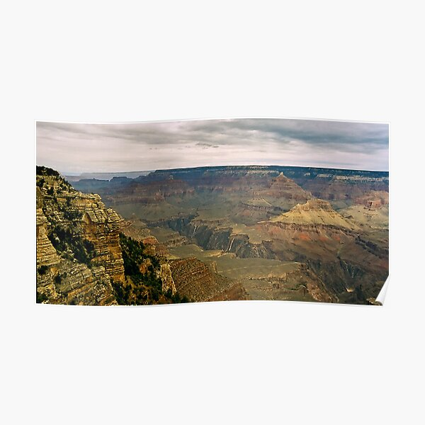 The Grand Canyon Series  - 8 To The West Poster