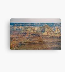 The Grand Canyon Series  - 9 Canyon Walls Metal Print