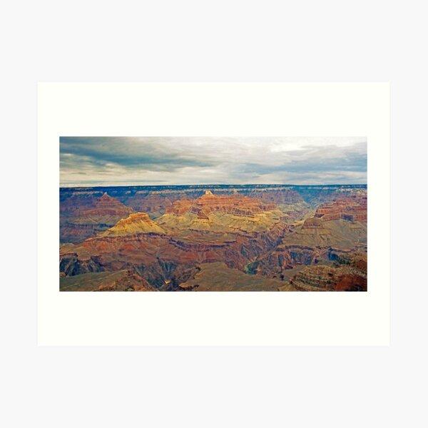 The Grand Canyon Series  - The Grand Canyon Art Print