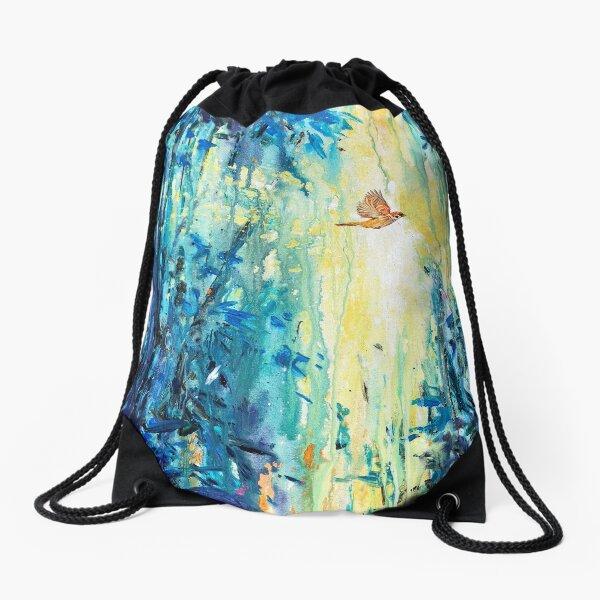 New Promise Drawstring Bag