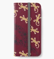 Gorgeous Geckos iPhone Wallet/Case/Skin