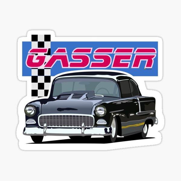 Gasser Sticker