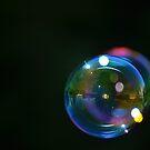 Rainbow bubbles by Prettyinpinks