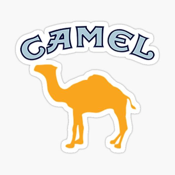 Camel Cigarettes Logo Sticker