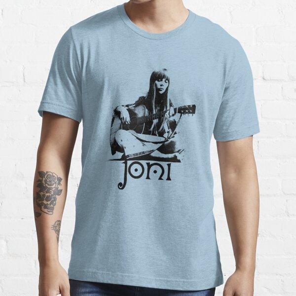 Joni - Black Stencil Essential T-Shirt