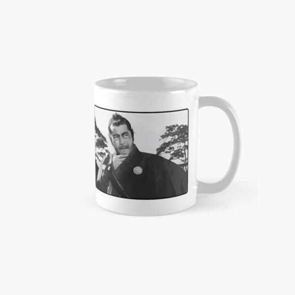 Sanjuro / Yojimbo- Toshiro Mifune Classic Mug
