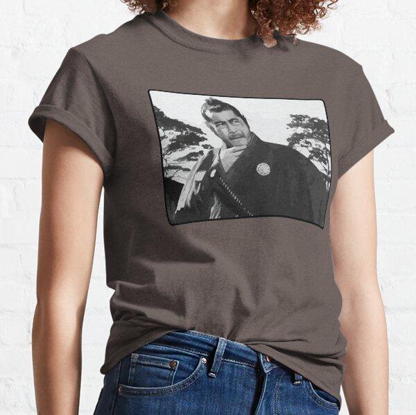 Sanjuro / Yojimbo- Toshiro Mifune Classic T-Shirt