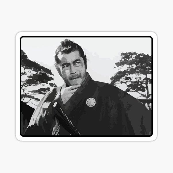 Sanjuro / Yojimbo- Toshiro Mifune Sticker