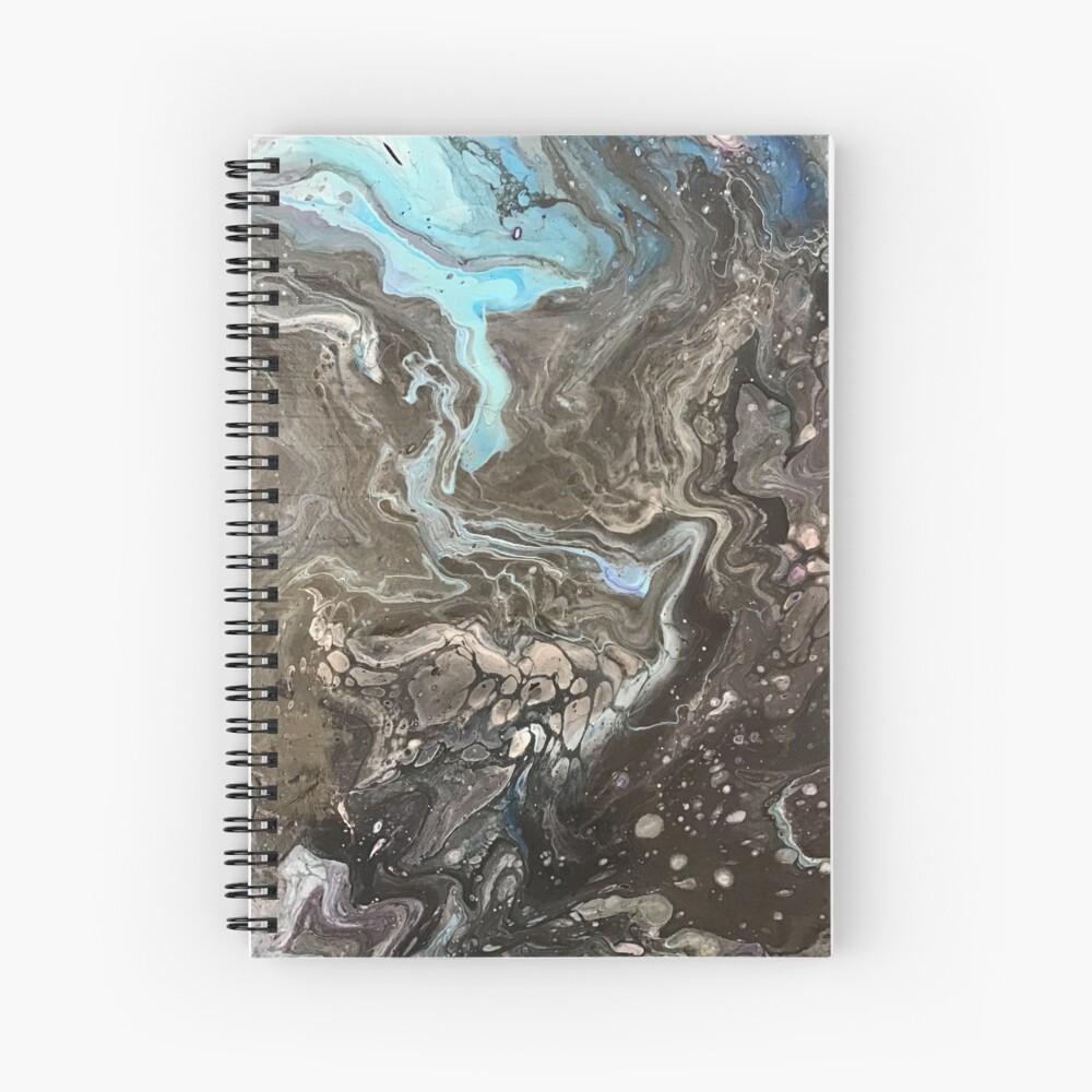 Void Spiral Notebook