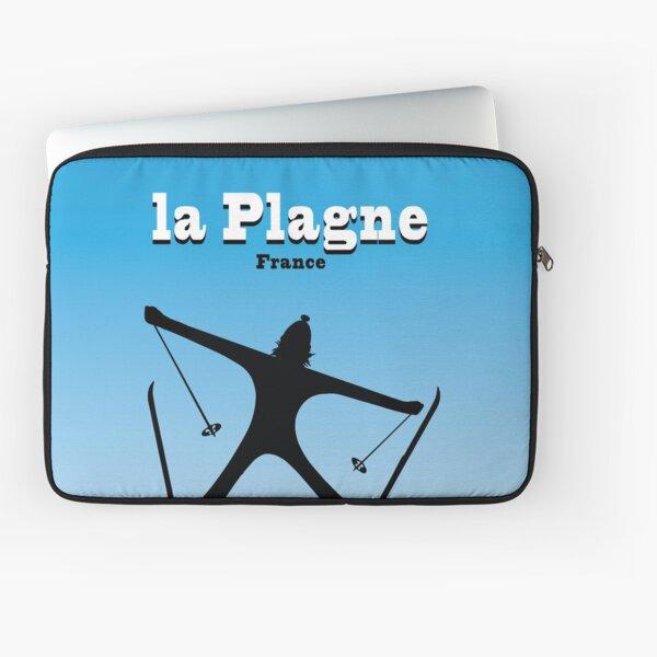 La Plagne, France Laptop Sleeve