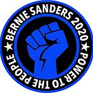Bernie Sanders 2020 Power to the People by Thelittlelord