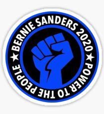 Bernie Sanders 2020 Power to the People Sticker