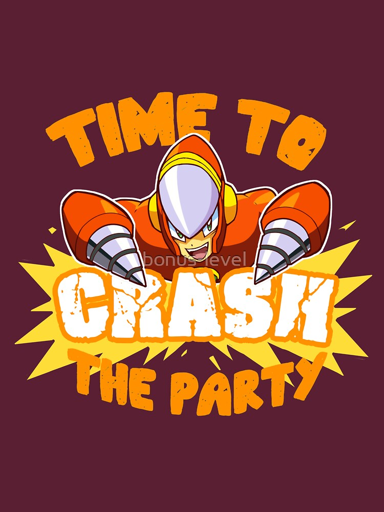 Time to Crash the Party by bonus-level