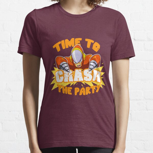Time to Crash the Party Essential T-Shirt