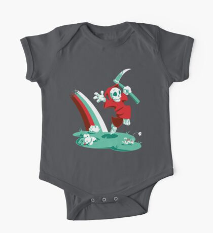 The Joy of Death Kids Clothes