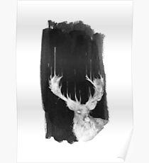Deer in Headlights Póster