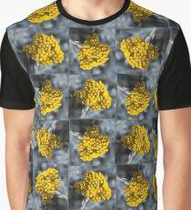 Gozo: Silver Ragwort Graphic T-Shirt