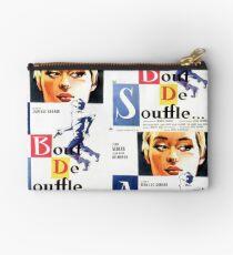 Ein Hauch von Souffle (Atemlos) - Jean-Luc Godard Täschchen