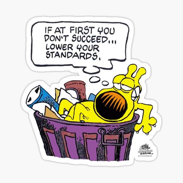 Standards Sticker