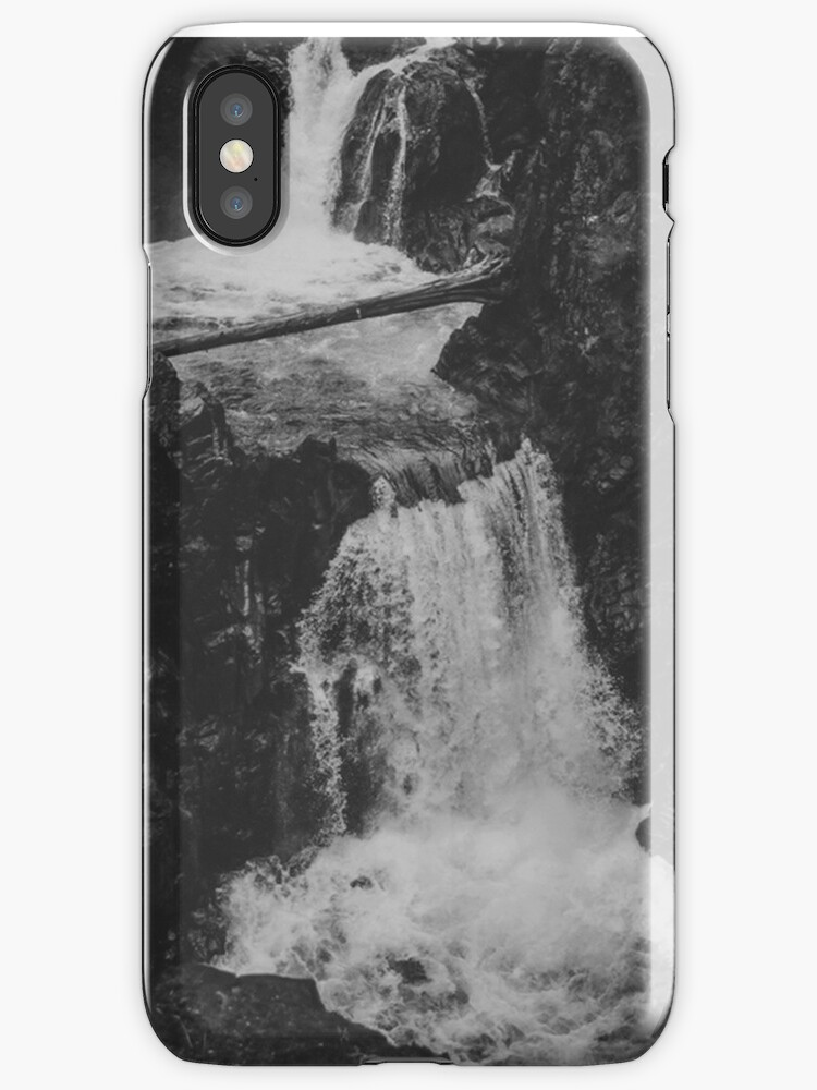 Black And White IPHONE Case by Jump3RKoae