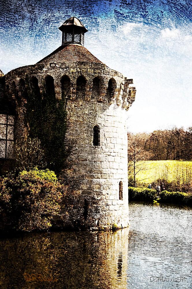 A Castle for my Princess by DonDavisUK