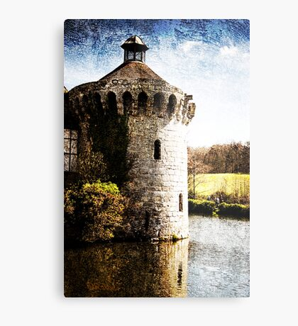 A Castle for my Princess Metal Print