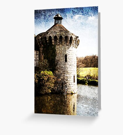 A Castle for my Princess Greeting Card