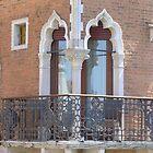 Balconies In Verona by lezvee