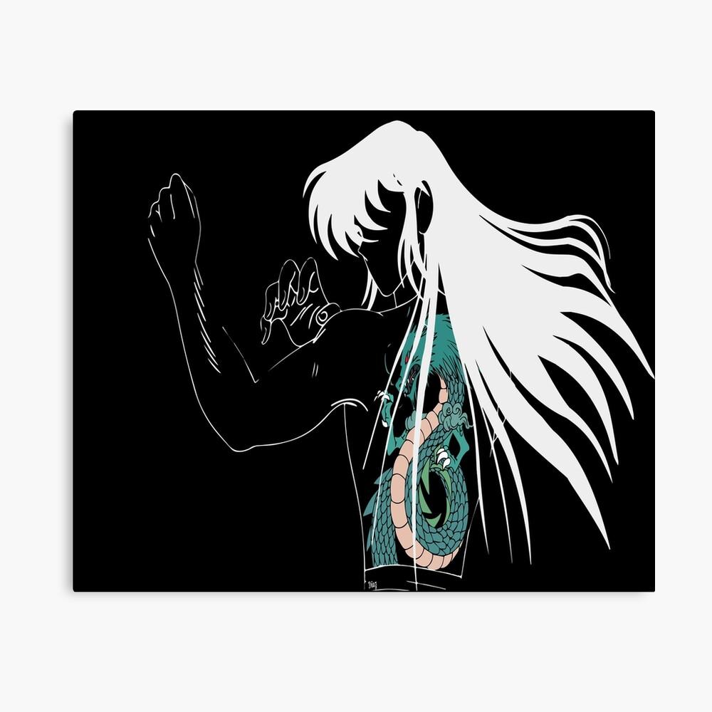 Aquarius Saint Seiya Tattoo