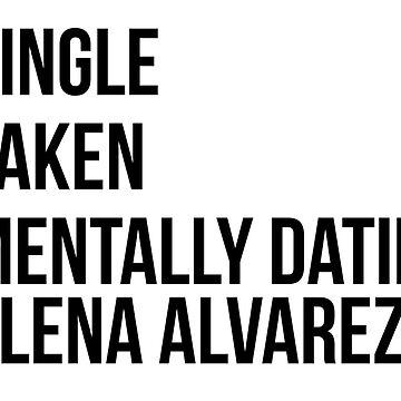 Mentalmente saliendo con Elena Alvarez de localfandoms