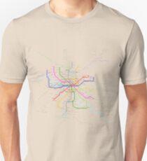 Moscow Metro Unisex T-Shirt