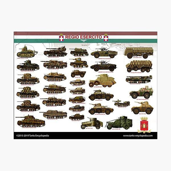 Regio Esercito Photographic Print