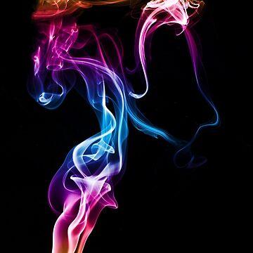 A Portrait In Smoke 2 by silversnapper1