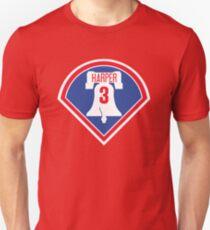 Bryce Harper Phillies Unisex T-Shirt