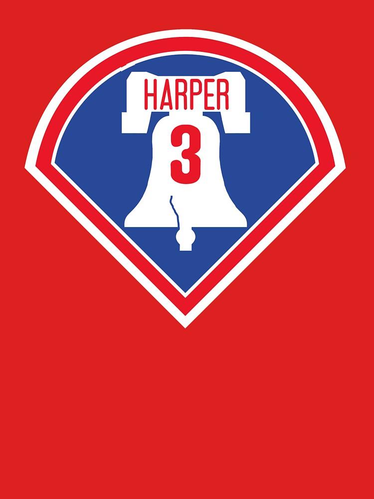 Bryce Harper Phillies de rje20