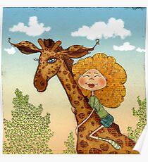 Milli + Lotte Poster