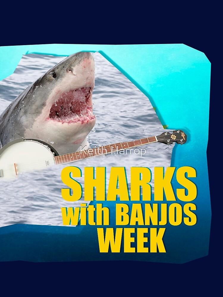 Haie mit Banjos Woche von Bumper-Planet