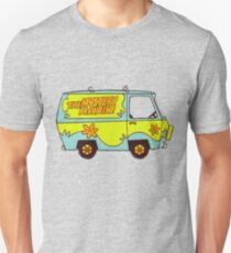 The Mystery Machine - design 3 Unisex T-Shirt