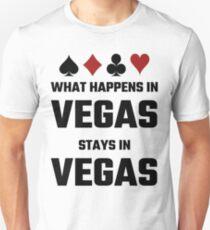 What Happens In Vegas Stays In Vegas T-Shirt